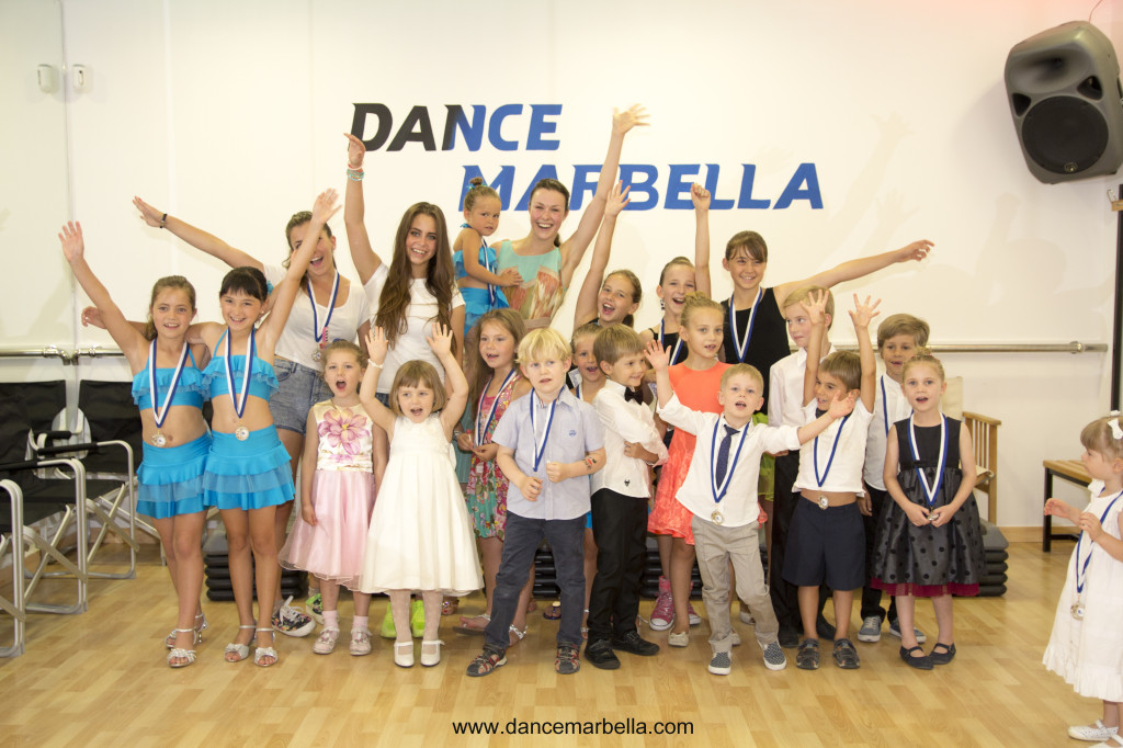 dance marbella graduation party!!!