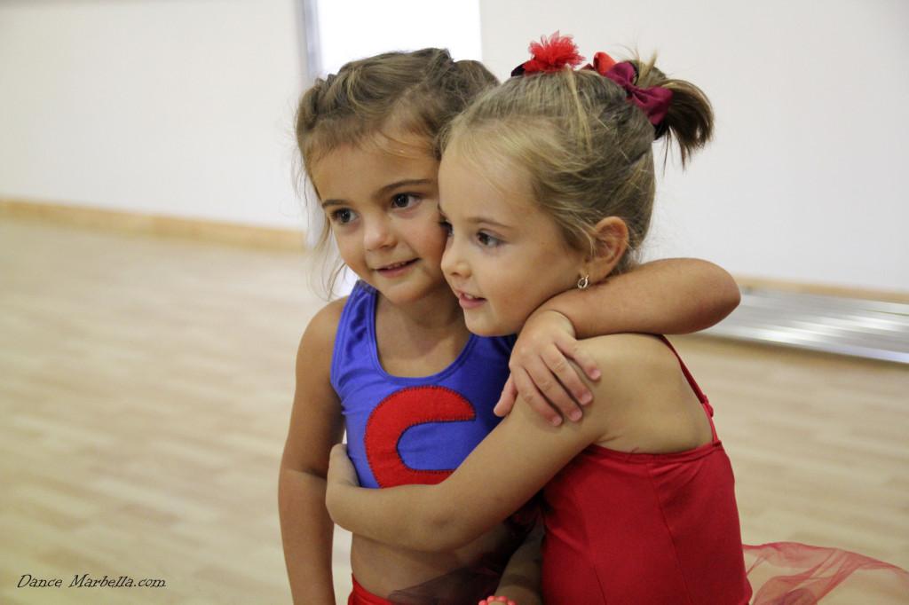 Friendship in DANCE MARBELLA