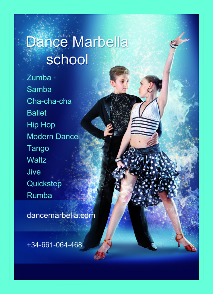 NEW TYPES OF DANCES AND FITNESS CLASSES at Dance Marbella