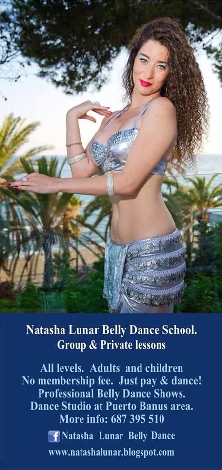 Belly Dance at Dance Marbella