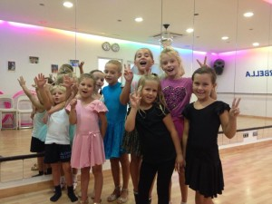 Nice and friendly atmosphere at dance Marbella