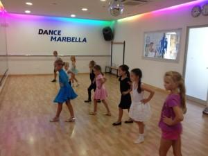 Dance Marbella group classes