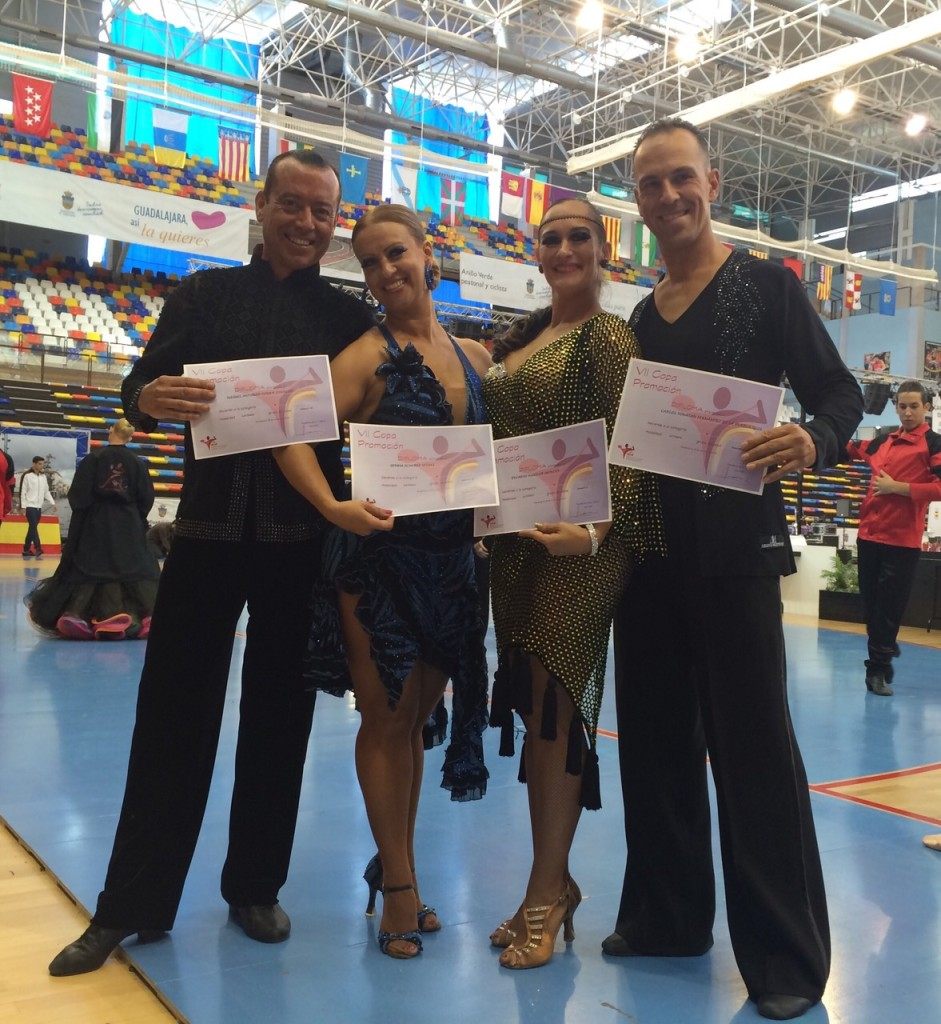 Dance Marbella students won the competition!!!