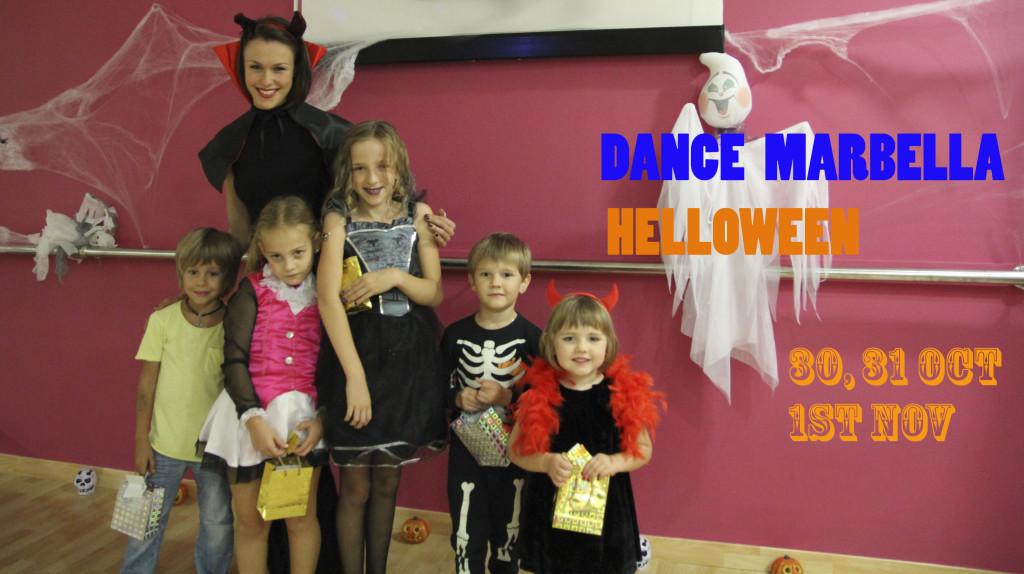 Halloween at Dance Marbella