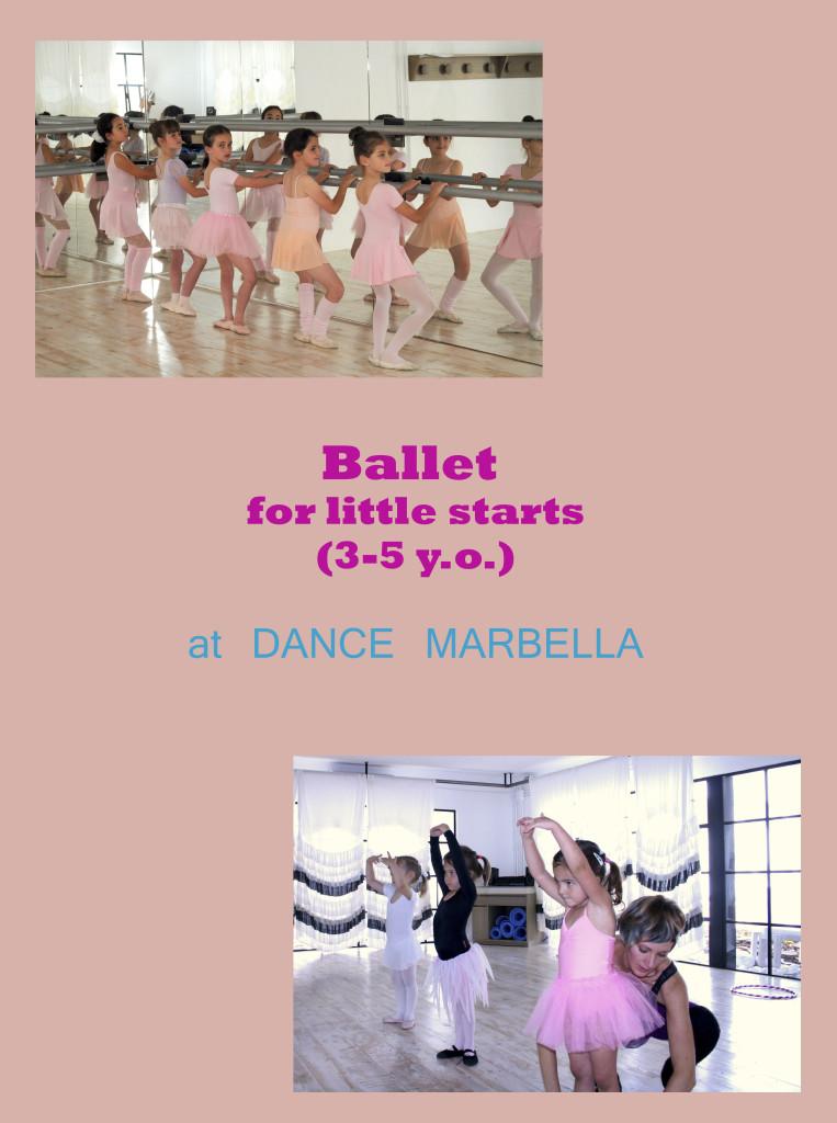 Ballet classes at Dance Marbella