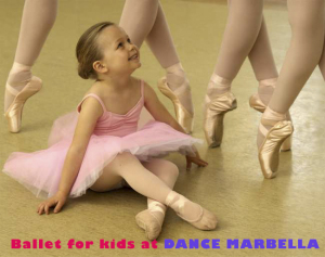 ballet, ballet at Dance Marbella, ballet for children at Dance Marbella, dance,