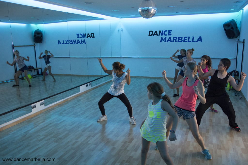 Dance Marbella summer camp 2015
