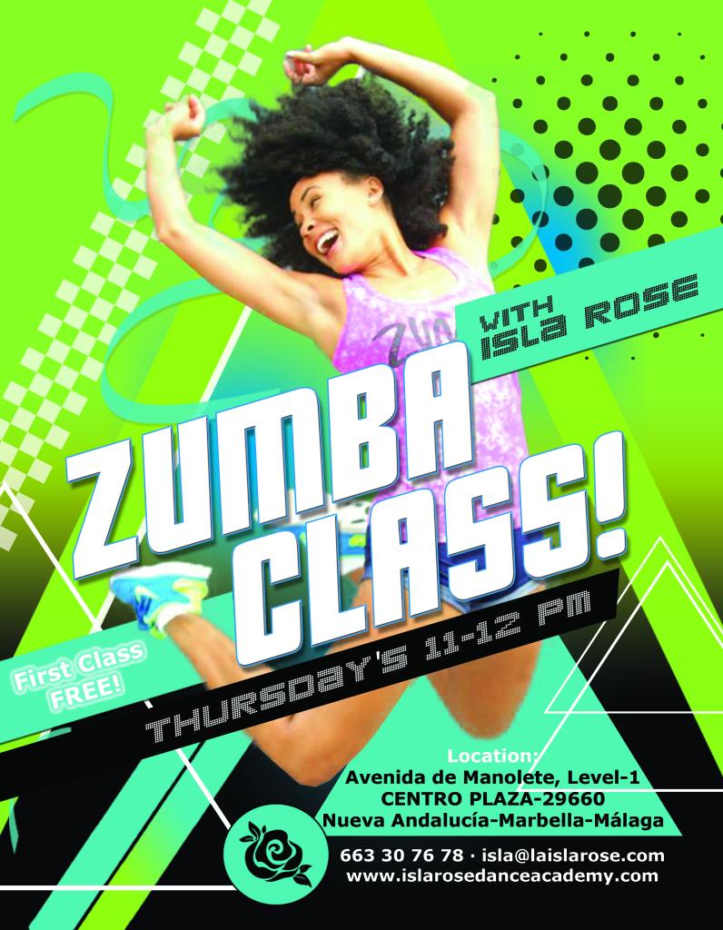 Zumba classes at Dance Marbella, zumba at Dance Marbella, adults classes at Dance Marbella, Dance Marbella,