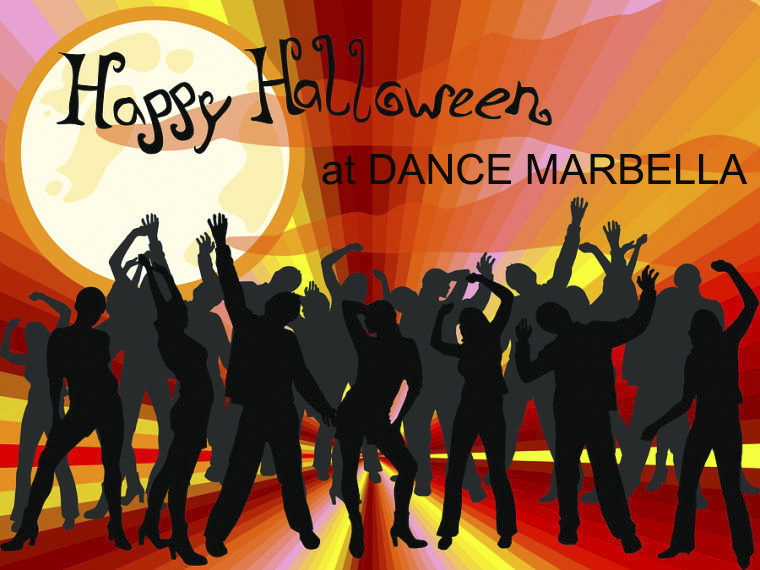 Halloween Dance Party at DANCE MARBELLA,