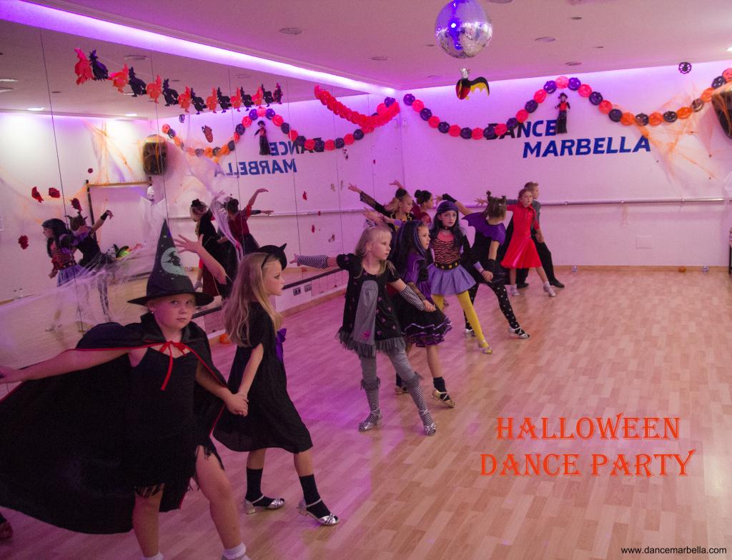 Dance Marbella Halloween Party 2015,