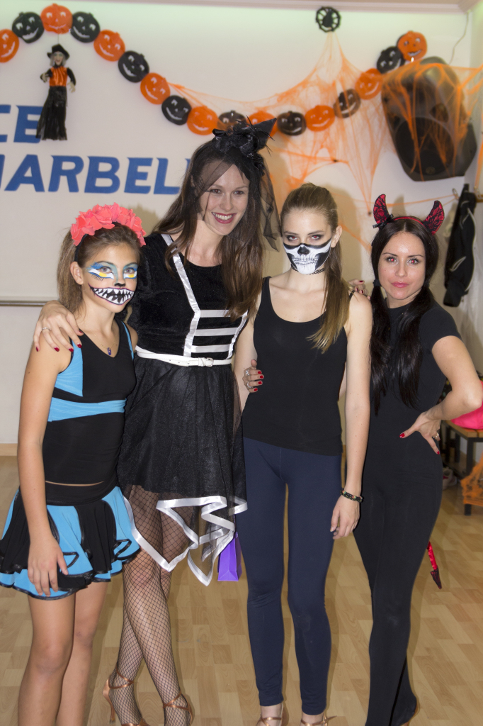 Dance Marbella Halloween Party 2015, Dance Marbella, Dance Marbella school, Marbella Dance School,