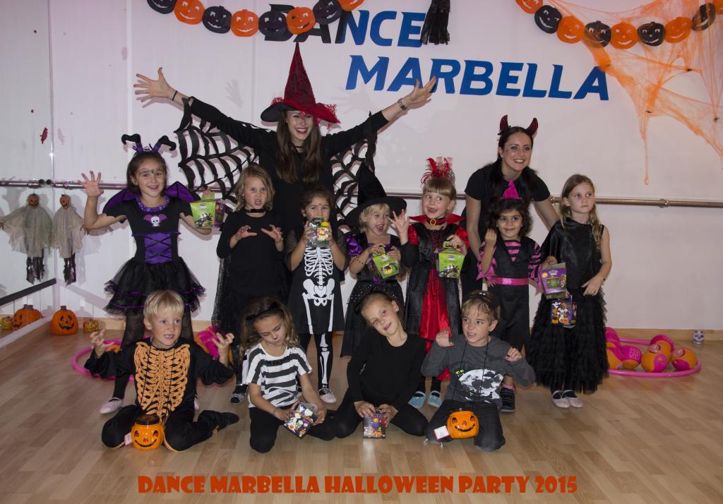 Dance Marbella Halloween Party 2015, Dance Marbella, Dance Marbella Halooween, Dance Marbella school, Marbella Dance school,