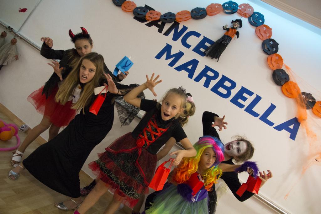 Dance Marbella Halloween Party 2015