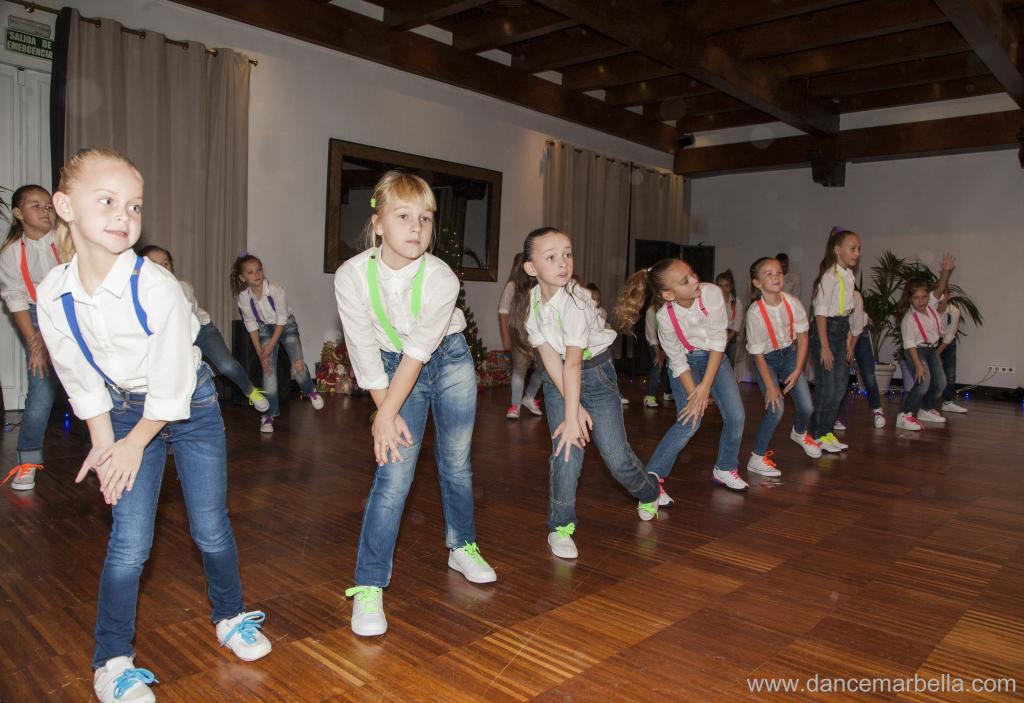 Dance Marbella CHRISTMAS SHOW 2015