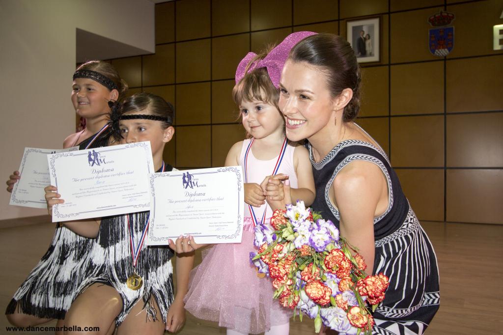 Dance Marbella Graduation show 2016
