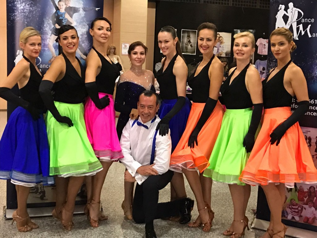 dance marbella adults 2017